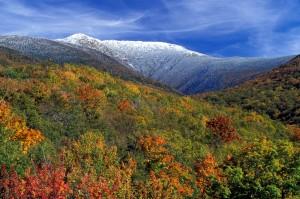 activities - mountain views